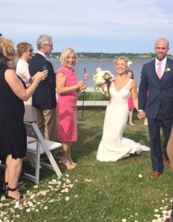 Mother of the Bride: a Shared Blog